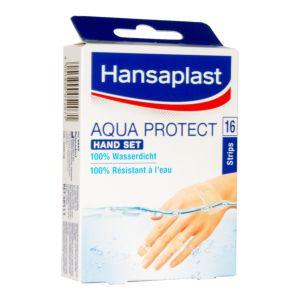 Obliži Hansaplast Aqua Protect za roke