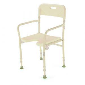 Sedež za tuš kabino 550, zložljiv